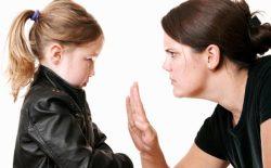 تنبیه، برای کودکان خویشتنداری نمیآورد