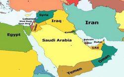 خاور میانه؛ بایگانی نقشههای بـزرگ