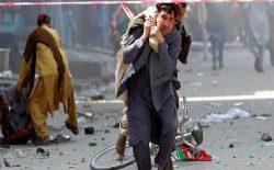 صلیب سرخ: ۱۷ میلیون افغان در مناطق جنگزده زندگی میکنند
