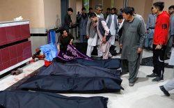 وزارت داخله: در یک ماه گذشته ۱۳۴ غیرنظامی در حملات طالبان کشته شدند