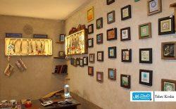 میمتیم؛ فروشگاه و نمایشگاهی که در آن ذوق و هنر دیده میشود