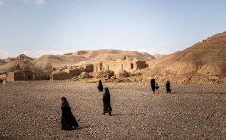 دهکدهی بیوهها؛ روستایی در ولایت غربی افغانستان