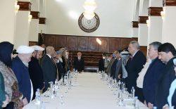 امریکا از برگزاری نخستین نشست شورای عالی مصالحهی ملی استقبال کرد