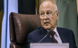 دبیر کل اتحادیهی عرب، ایران و ترکیه را قلدر خواند