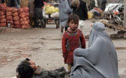 نیمی از جمعیت افغانستان به کمکهای بشردوستانه نیاز دارند