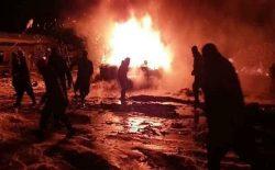 درگیری میان نیروهای امنیتی و طالبان در ولسوالی راغستان بدخشان