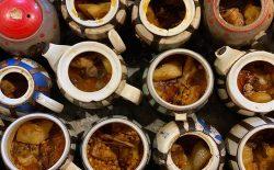 چاینکی؛ غذای دلپذیر مردم افغانستان