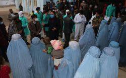 بیجاشدگان داخلی در فاریاب بهویروس کرونا مبتلا شدند
