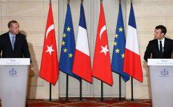 مکرون و اردوغان نامهنگاری کردند
