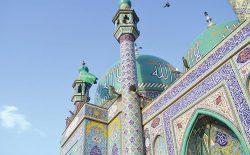 تیغ بران معماری نوین بر چهره کابل