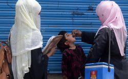 پایان کارزار پنجروزهی واکسین پولیو؛ در غور، دایکندی و بامیان هیچ طفلی واکسین نشدند