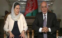 غنی: مردم افغانستان نمیگذارند طرز فکر طالبانی بر آنها تحمیل شود