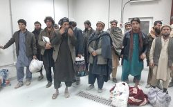 نیروهای کوماندو ۳۲ نفر را از زندان طالبان در بغلان آزاد کردند