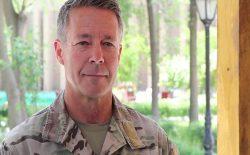 اسکات میلر: حمایت سازمان ناتو از نیروهای افغان ادامه خواهد یافت
