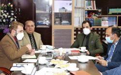 نخستین محمولهی واکسین کرونا تا شش ماه آینده وارد افغانستان خواهد شد