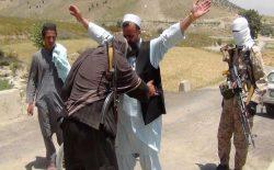 حدود ۲۰ مسافر در بغلان از سوی طالبان ربوده شدند