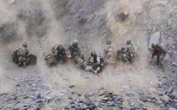 آخرین سربازان جنگ بیپایان
