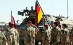 ماموریت نظامی آلمان در افغانستان تمدید شد