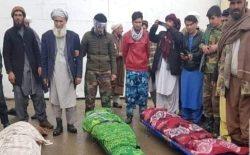 شخصیسازی یک حمله تروریستی؛ والی غور حمله طالبان بر خانواده عادل ایماق را انکار میکند