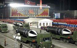 برنامهی هستهای و موشکی کوریای شمالی اولویت فوری امریکا