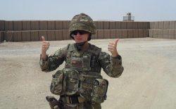 عشق در پایگاه نظامی؛ ما پس از حمله طالبان عاشق هم شدیم
