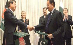 ابعاد سیاسی توافقنامه تجاری-ترانزیتی افغانستان و پاکستان