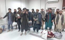عملیات ویژهی کماندوها؛ در یک ماه گذشته، ۱۲۵ نفر از چنگ طالبان آزاد شده است