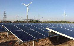 برخی از فعالان مدنی و سیاسی افغانستان به کارزار استفاده و رشد انرژی قابل تجدید پیوستند