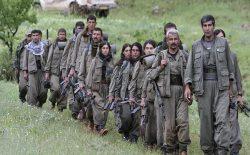 کشته شدن ۱۳ شهروند ترکیه توسط شبهنظامیان پکک