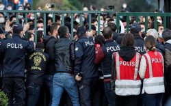 پولیس ترکیه ۱۵۹ دانشجوی معترض را بازداشت کرد
