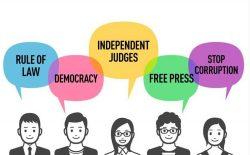 تفاوت میان حاکمیت قانون و حاکمیت با قانون