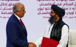 طالبان و خلیلزاد؛ دو روی سکهی جنگ افغانستان!