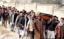 خط سرخ طالبان جنگ است