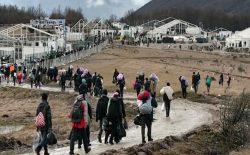 اتحادیهی اروپا از بوسنی خواست بحران مهاجرت را بهتر مدیریت کند