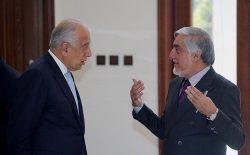خلیلزاد و پافشاری او بر حکومت موقت در افغانستان