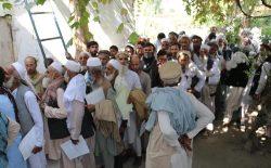 روند توزیع شناسنامههای کاغذی در کابل متوقف شد