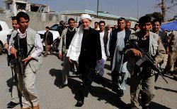 چانهزنی برادران ناراضى کرزی بر سر نظام افغانستان