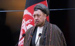 محمد محقق: آمدن طالبان به کابل «هم نیک و هم بد» است