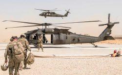 سنتکام: ۳۰ تا ۴۴ درصد خروج نیروهای امریکایی انجام شده است