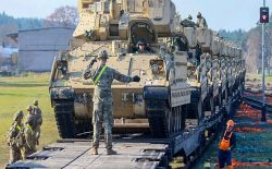 خاورمیانه مقصد اصلی صادرات جنگافزار است