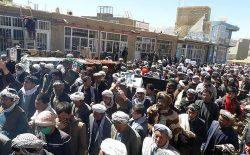 اعتراض به تیرباران چهار غیرنظامی از سوی طالبان در غور: عاملان شناسایی و مجازات شوند