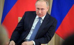 ولادیمیر پوتین، قانون ماندن خود در قدرت تا سال ۲۰۳۶ را امضا کرد