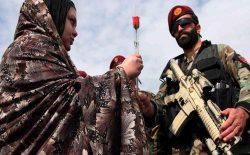 پشتیبانی شهروندان از نیروهای امنیتى نه گفتن به طالب است