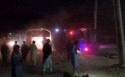رویداد ترافیکی در ولسوالی پغمان کابل ۷ کشته و ۷۰ زخمی به جا گذاشت
