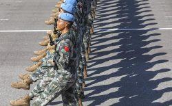 گزارشها: پس از خروج نیروهای امریکایی، چین به افغانستان نیروی صلح میفرستد
