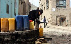بحران آب در کابل شوخیبردار نیست