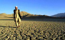 خشکسالی و خطر انقراض بشر