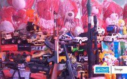 تفنگ ساختگی؛ اسباب بازیای که به پرورش خشونت در جامعه میانجامد