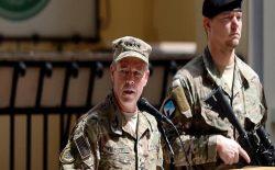 اسکات میلر: روند تخلیهی پایگاههای نظامی در افغانستان آغاز شده است