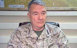 جنرال مکنزی: پس از خروج نیروهای امریکایی ارتش افغانستان نیازمند حمایت خواهد بود